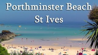 [1.76 MB] St Ives Cornwall England - Porthminster Beach on a Perfect Day