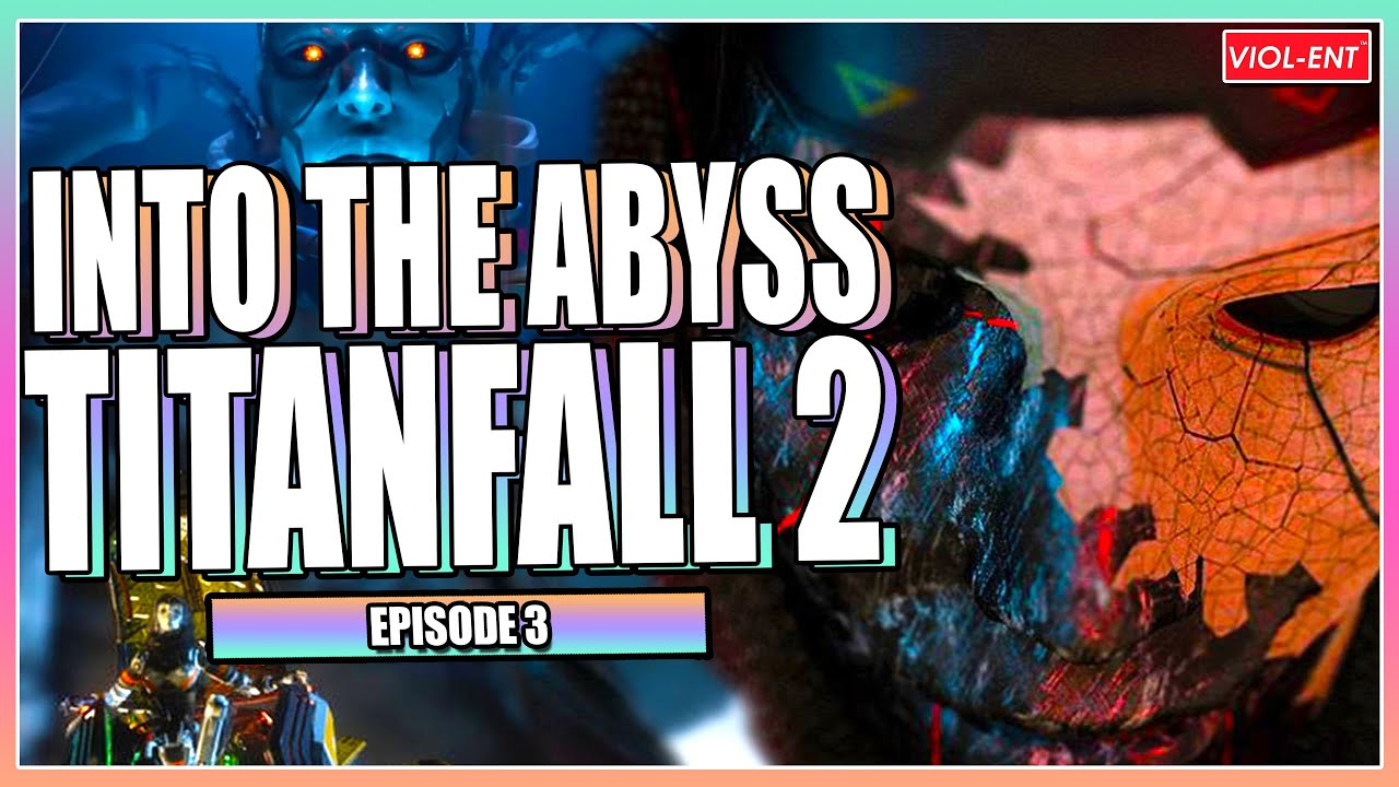 Bro...IS THAT ASH?!😰 | TITANFALL 2: INTO THE ABYSS | Let's Play Part  3