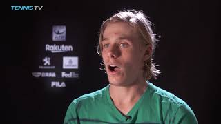 Shapovalov Fends Off Chung To Advance In Tokyo 2018