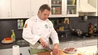 Марсельский рыбный суп (судак)