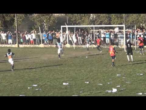 Gol Nico Bianco 1 a 0 La Salle a Ateneo