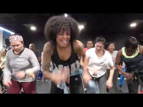 Skinny Fabulous, Machel Montano, Bunji Garlin - Famalay - Zumba Fitness