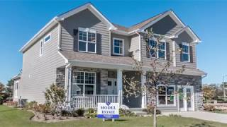 The Cambria Model Home Tour | Springfield Pointe - Bloomingdale, IL