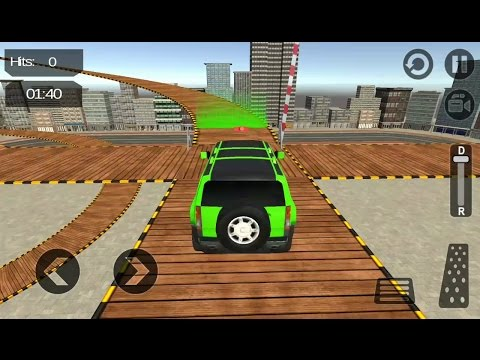 City Climb Prado Stunt Parking - Android Gameplay HD - Kids Luxury 4X4 SUV Car Parking Games