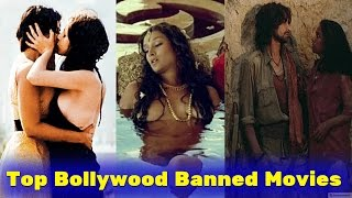 Top 10 Bollywood Banned Movies in India - Hindi