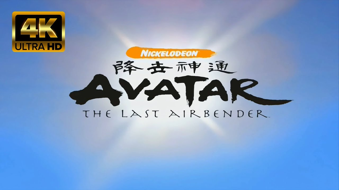 Download Avatar: The Last Airbender - Intro [4K/60FPS]