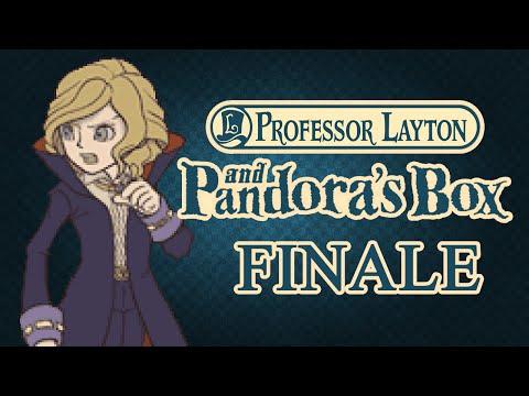 Professor Layton and Pandora's Box — Part 28 — Showdown with Anton [END]