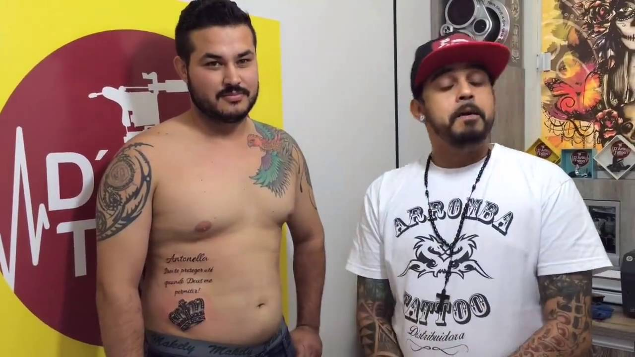 Tatuagem Diego