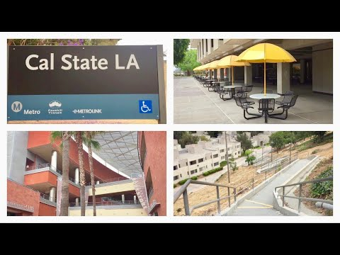 - California State University Los Angeles