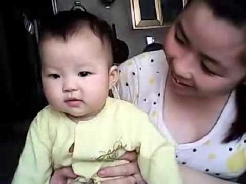 a Nguyễn Lê Bảo Châu - cháu chào ông bà!