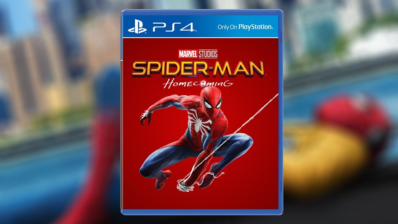 Spider-Man PS4 | Spider-Man: Homecoming style Trailer