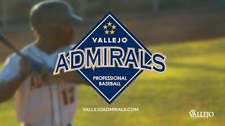 Vallejo Admirals Baseball