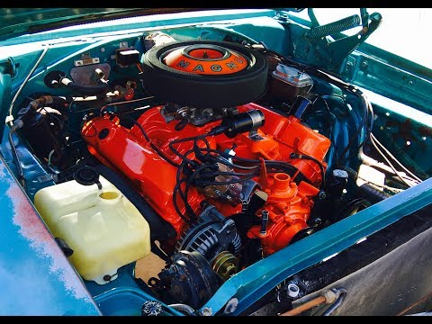 """Part 30 of the ratty big block turquoise 1969 Dodge Charger, """"1,000lbs heavier"""""""