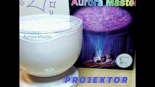 Aurora Master - Multicolor Ocean Wave Light Projector / projektor kolorowych fal