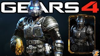 "Gears of War 4 - ""NCOG Marine"" Character Multiplayer Gameplay! (NCOG MARINE DLC)"