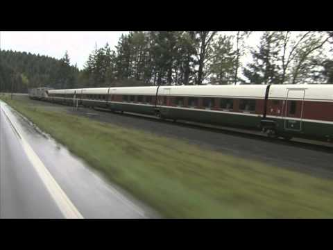 Oregon's new Talgo train arrives!
