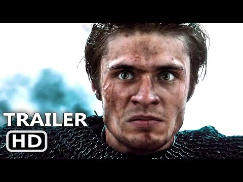 THE LETTER FOR THE KING Trailer Teaser (2020) Medieval, Teen Netflix Series