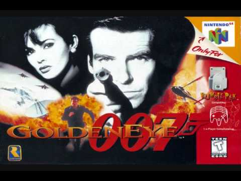 GoldenEye 007 [Music] - Escape From Missile Train