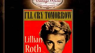 Lillian Roth -- If I Could Be With You (One Hour Tonight)