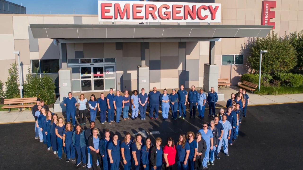 Inspira Medical Center Vineland   Vineland, New Jersey