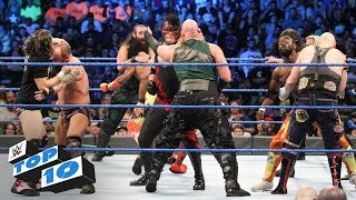 Download Video Top 10 SmackDown LIVE moments: WWE Top 10, July 10, 2018 MP3 3GP MP4