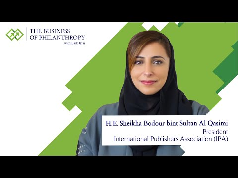 H.E. Sheikha Bodour bint Sultan Al Qasimi; A Conversation with Badr Jafar