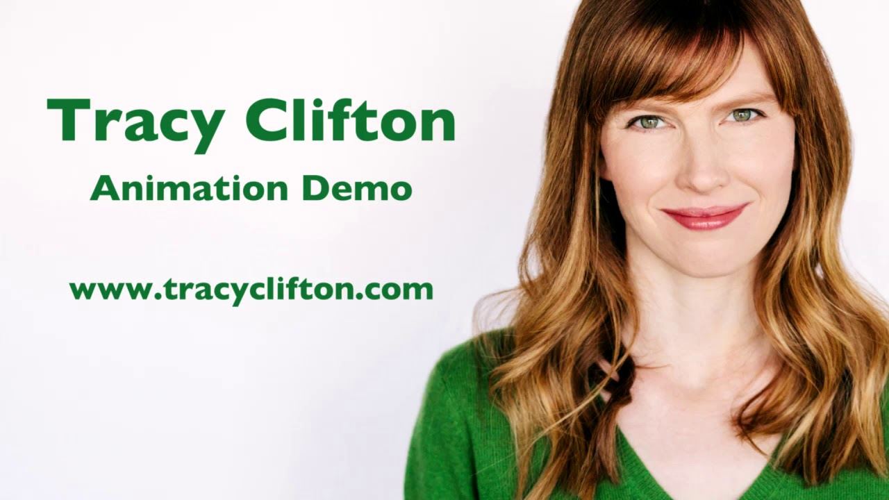 Tracy Clifton Voice Over Animation Reel