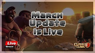 🔴 Live    Most Awaited update   March update   Lots of new things