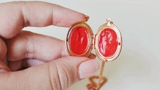 DIY Lip Gloss Locket! Thumbnail
