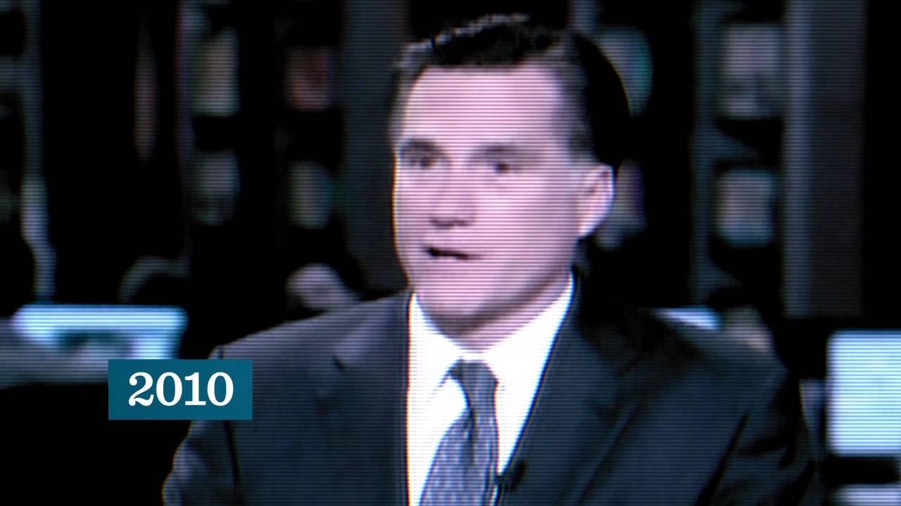 Mitt Romney: No Health Insurance? Go to the Emergency Room - YouTube