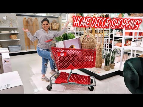 SHOP WITH ME Home Decor! *Best Affordable Stores*