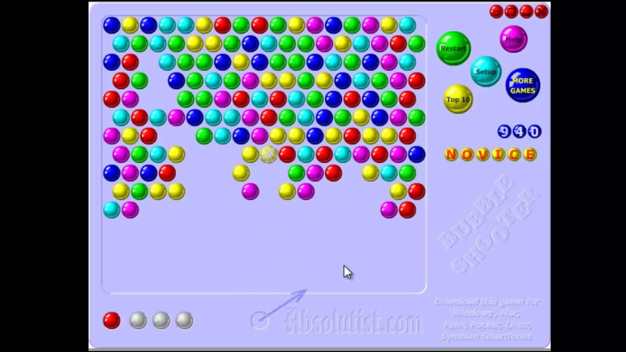 Bubble Shooter Gratis Online En Google Chrome 2012