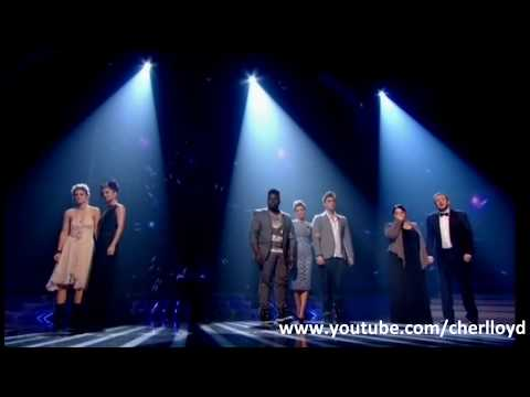 Cher Lloyd - X Factor Live Show Week 6: The Results (Extended Version) X Factor 2010