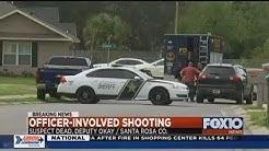 Deputy injured, suspect killed in Santa Rosa County