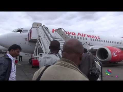 Jomo Kenyatta Airport, Nairobi, Kenya