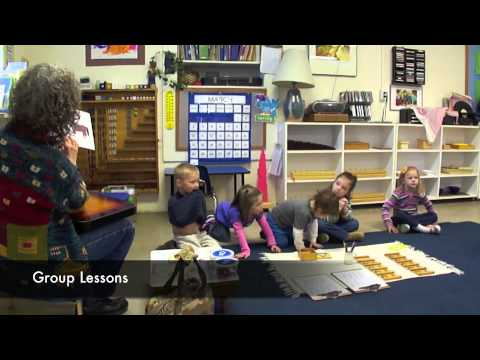 Spruce Pine Montessori School: Primary Classrooms