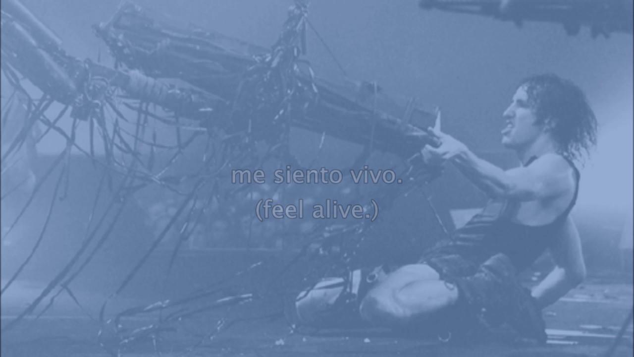 SUB ESPAÑOL/LYRICS] The Only Time - Nine Inch Nails. - YouTube