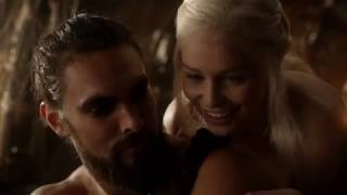 Game of Thrones season 1 episode 7 Daenerys