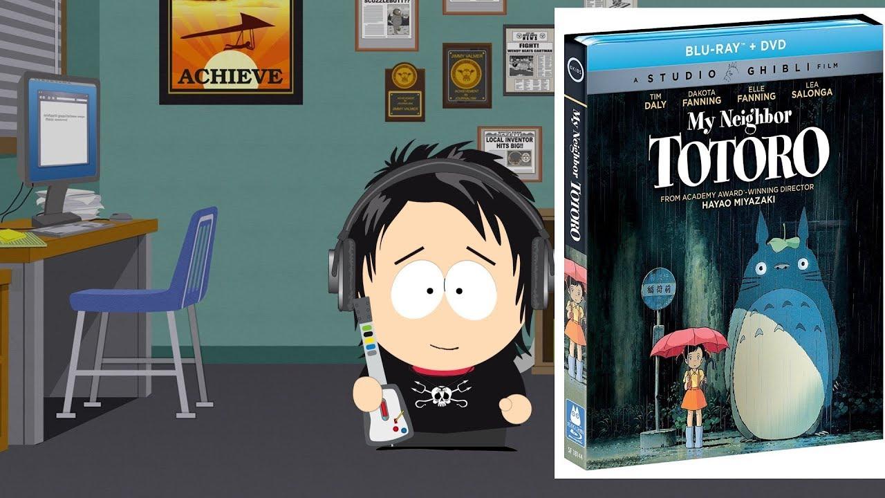 My Neighbor Totoro (GKIDS Rerelease) Blu-Ray/DVD Unboxing