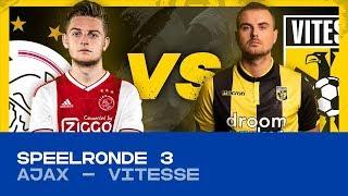 EDIVISIE | Speelronde 3: Ajax - Vitesse