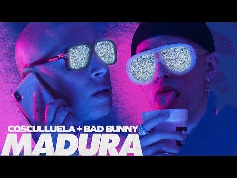 Cosculluela Ft Bad Bunny  Madura