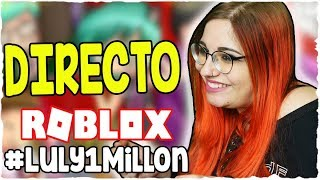 5 HOURS PLAYING ROBLOX WITH YOU! SPECIAL 1 MILLION SUBS ? SRTALULY