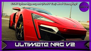Gta V Pc | Lykan Hypersport  Fast & Furious 7 Car  | Gameplay!