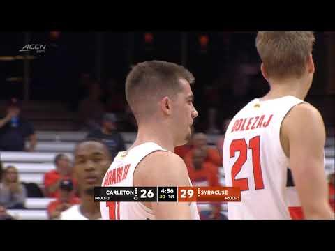 Highlights | Syracuse Vs. Carleton