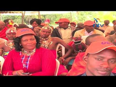 Scramble for Masaai land: Jubilee, Cord woo key leaders in Maasai land ahead of poll