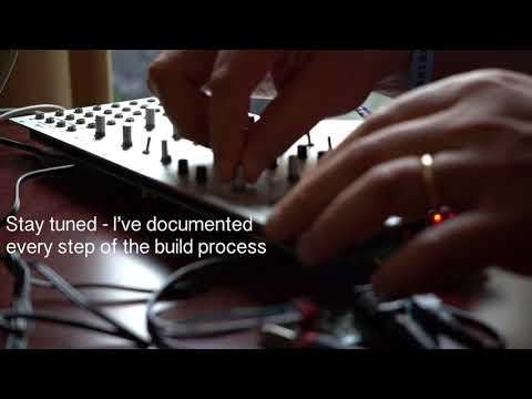 Half-built Moog Subharmonicon: here's what it sounds like