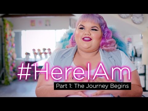 Ashley Nell Tipton Plus Size Collection Ep.1: The Journey | JCPenney