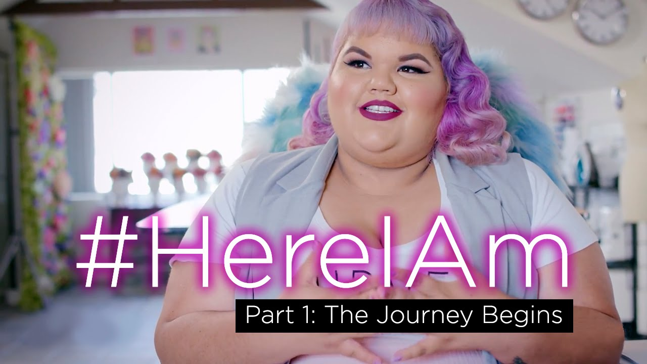 692ed89d119 Ashley Nell Tipton Plus Size Collection Ep.1  The Journey