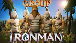 The Different Players In Group Ironman (feat. J1mmy) - Old School RuneScape