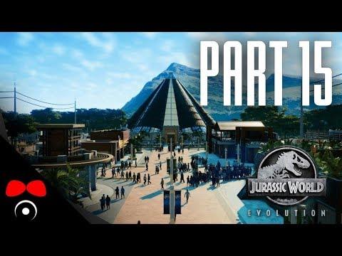 VÝHRA NA POSLEDNÍ CHVÍLI! | Jurassic World: Evolution #15